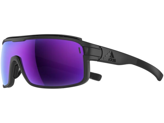 adidas Zonyk Pro Glasses L coal matt/viola